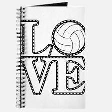 Love Volleyball Journal