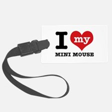 I love my Mini Mouse Luggage Tag
