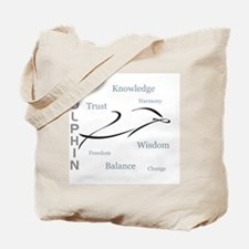 The Dolphin Tote Bag