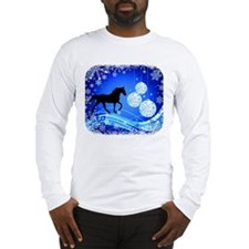 Gaited Holiday Long Sleeve T-Shirt