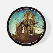 vintage London Bridge  Wall Clock
