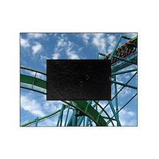 Cedar Point Raptor Roller Coaster Picture Frame