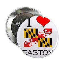 "I Love Easton Maryland 2.25"" Button"