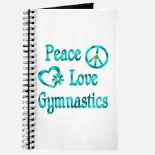 Peace Love Gymnastics Journal