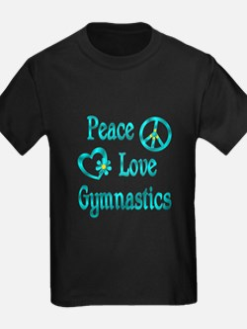Peace Love Gymnastics T