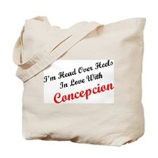 In Love with Concepcion Tote Bag