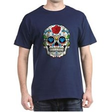 Dark Sugar Skull T-Shirt