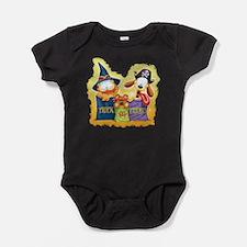 Garfield Trick or Treat Baby Bodysuit