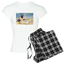 Wine Beach Party Pajamas