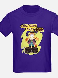 Garfield Gimme Candy T