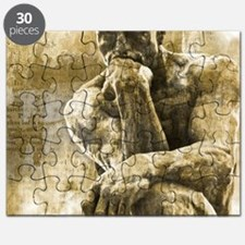 The thinker  Puzzle
