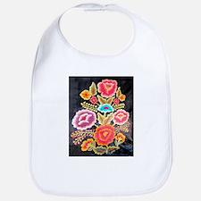 Mexican Embroidery Design Bib