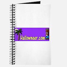 Hallowneer Logo Journal