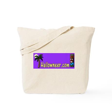 Hallowneer Logo Tote Bag
