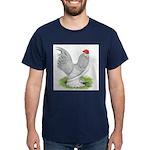 Self Blue Rooster Dark T-Shirt