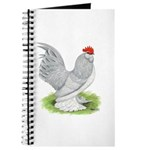 Self Blue Rooster Journal