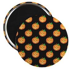 Cute Halloween Pumpkins Magnet
