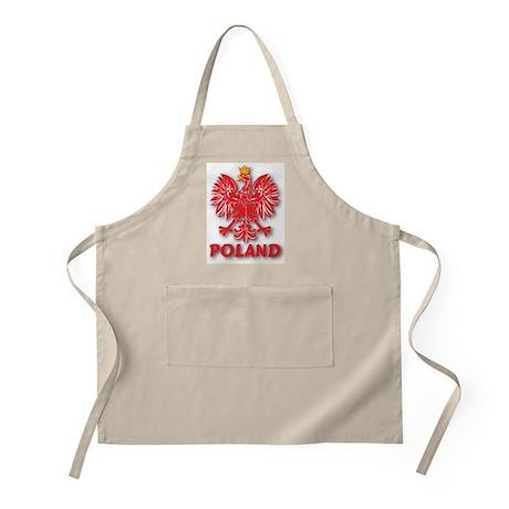 Polish Eagle v6 BBQ Apron