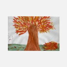 Autumn Tree Magnets