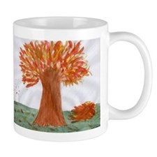 Autumn Tree Mugs