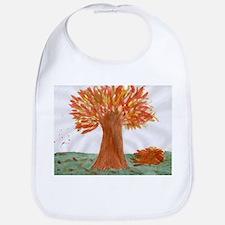 Autumn Tree Bib