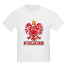 Polish Eagle v7 Kids T-Shirt