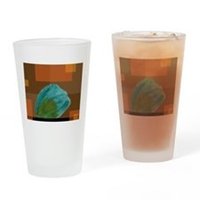Acorn Squash Drinking Glass