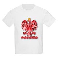 Polish Eagle v9 Kids T-Shirt