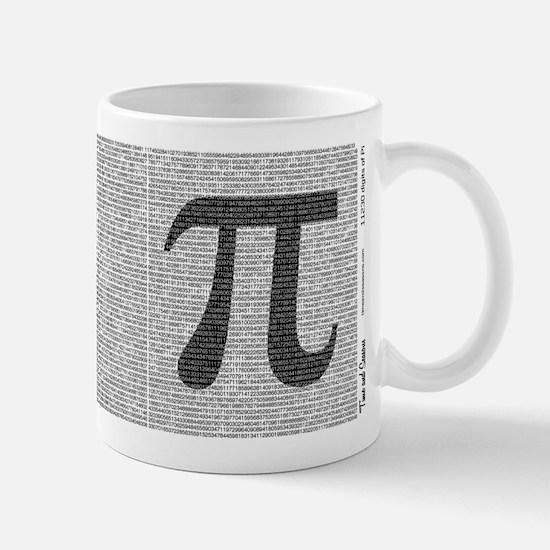 Pi to 11,230 digits Mugs