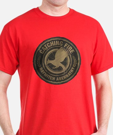 Catching Fire Haymitch Abernathy T-Shirt