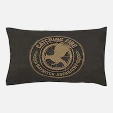 Catching Fire Haymitch Abernathy Pillow Case