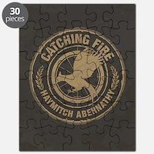 Catching Fire Haymitch Abernathy Puzzle