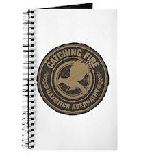 Catching Fire Haymitch Abernathy Journal