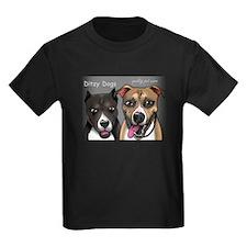Ditzy Dogs cartoon T-Shirt