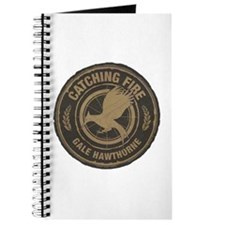 Catching Fire Gale Hawthorne Journal