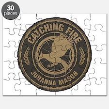 Catching Fire Johanna Mason Puzzle