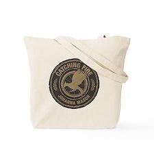 Catching Fire Johanna Mason Tote Bag