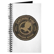 Catching Fire Johanna Mason Journal