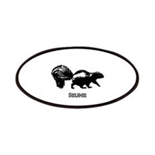 Skunk Logo Patches