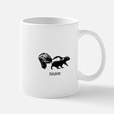 Skunk Logo Mugs