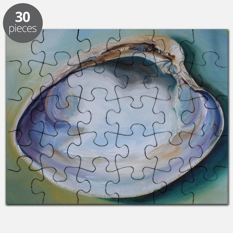 Clam Shell Puzzle
