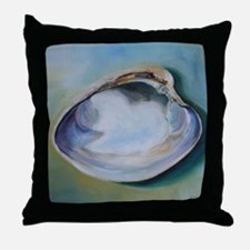 Clam Shell Throw Pillow