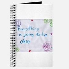 Everything is Going to Be Alright Journal