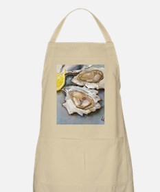 Oysters with Lemon Apron