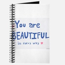 You are Beautiful in Every Way Journal