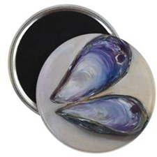 Mussel Shell Magnet