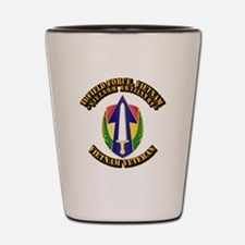 Army - II Field Force, Vietnam Shot Glass