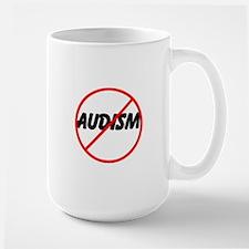 Stop Audism Mugs