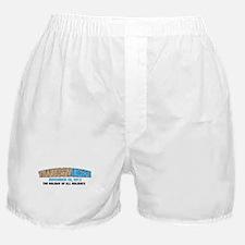 Thanksgivukkah Boxer Shorts