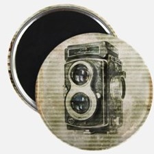 retro camera Magnet